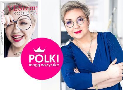 """""""Naprawdę idealnie jest nie być idealną. Za to prawdziwą"""". Wywiad z Katarzyną Pawlikowską. Plus niespodzianka!"""