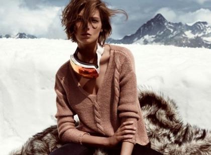 Narciarska kolekcja od H&M na sezon 2012/13