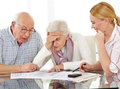 Nasi dziadkowie a finanse
