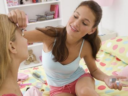 Nastolatki chcą być modne