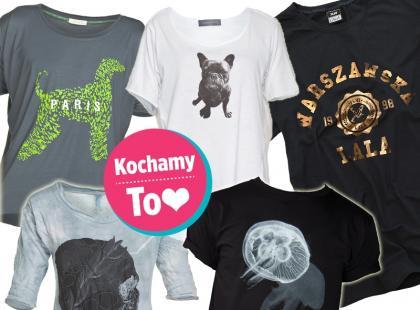 Nasz wybór: 23 t-shirty z nadrukami od polskich projektantów i marek