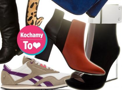 Nasz wybór: 30 najmodniejszych par butów na jesień 2013