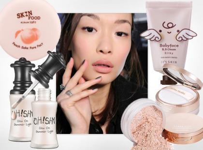 Nasz wybór - najlepsze azjatyckie kosmetyki do makijażu