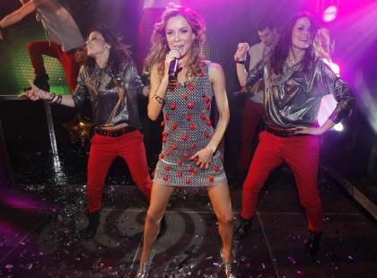 Natalia Lesz promuje nową płytę