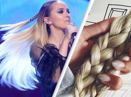 Natalia Nykiel ścięła włosy, by pomóc chorym na raka. Piękny gest, piękna ona