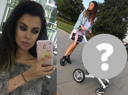 Natalia Siwiec na spacerze z córką. Nie uwierzycie, ile kosztuje jej wózek!