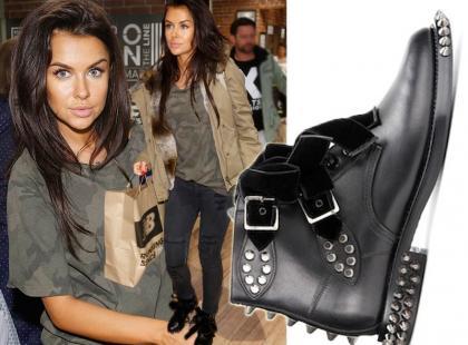 Natalia Siwiec nosi designerskie buty za prawie 4,000 złotych