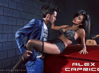 Natalia Siwiec w seksownej kampanii Alex Caprice [18+]
