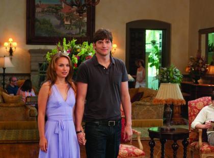 """Natalie Portman i Ashton Kutcher w filmie """"Sex Story"""""""