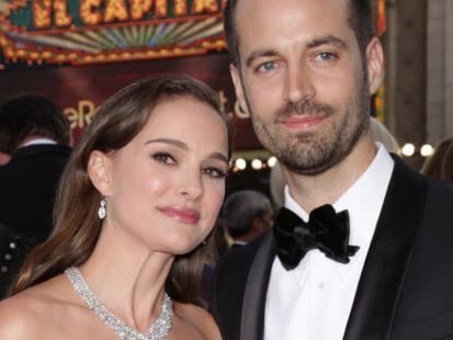 Natalie Portman i Benjamin Millepied już po ślubie!