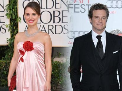 Natalie Portman i Colin Firth najlepszymi aktorami