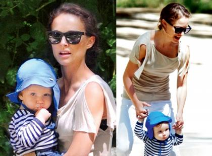 Natalie Portman - Szczęśliwa mama