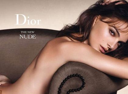 Natalie Portman w kampanii Dior Beauty