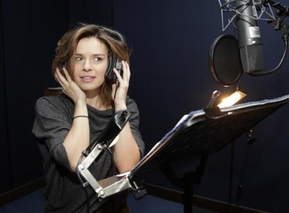 "Natasza Urbańska debiutuje u twórcy ""Shreka 2"""