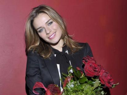 Natasza Urbańska twarzą kolekcji Elegance KOBO Profesional