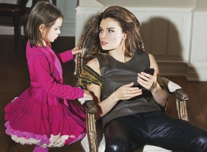 Natasza Urbańska w pięknej sesji z córką