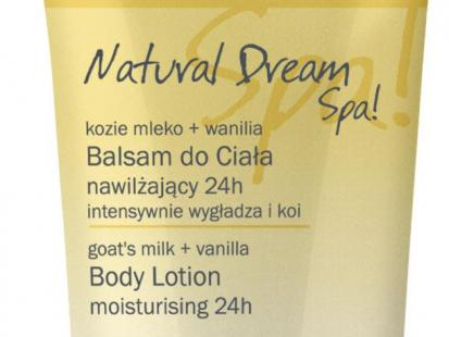 NATURAL DREAM SPA!