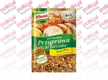 Naturalna Przyprawa do kurczaka Łagodna Knorr