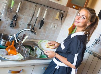 Naturalne płyny do zmywania naczyń – zrób je samodzielnie!