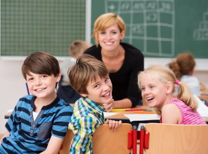 Nauczyciele - jak o nich rozmawiać z dzieckiem?