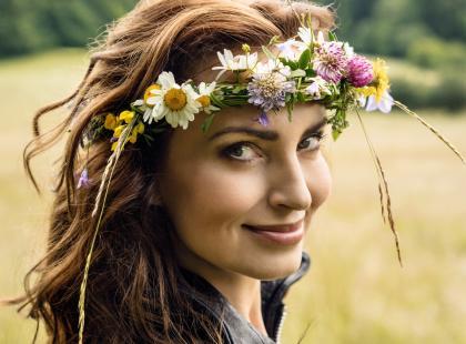 """""""Nauczyłam się doceniać każdą chwilę, każdy oddech"""" - polska modelka szczerze o szczęściu, zdrowiu i harmonii"""