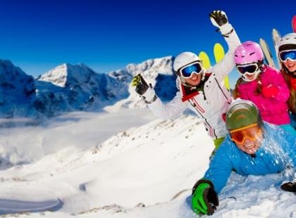 Nauka jazdy na nartach - w jakim wieku?