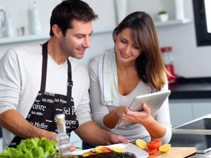 Nauka zdrowego przyrządzania potraw