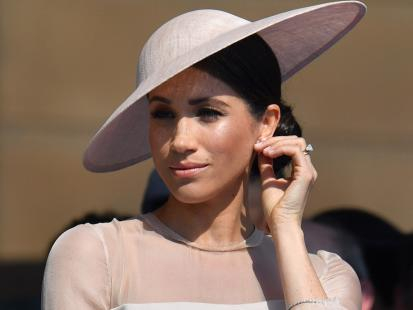 Nazwała Meghan grubaską! Co na to księżna?