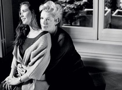 Nelli Rokita i Katharina ArnoldI