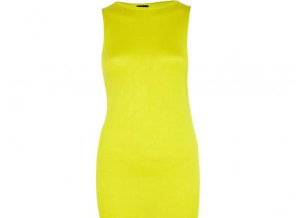 Neonowa sukienka- Rihanna dla River Island