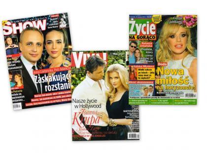 Newsy z salonów polskiego show-biznesu
