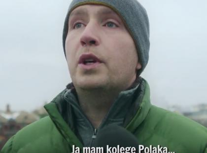 """""""Newton?"""", """"Václav Havel"""", """"Wy macie prezydenta?"""". Pojawił sięteż Chopin i Kaczyński. Jak Rosjanie odpowiadali na pytanie o słynnych Polaków"""