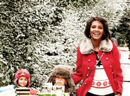 Next dla niej - kolekcja świąteczna na Boże Narodzenie 2010
