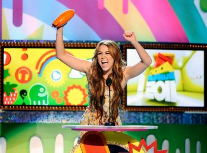 Nickelodeon Kids Choice Awards 2011 rozdane