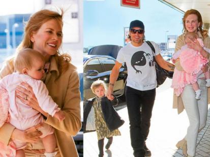 Nicole Kidman i Keith Urban - Kryzys zażegnany