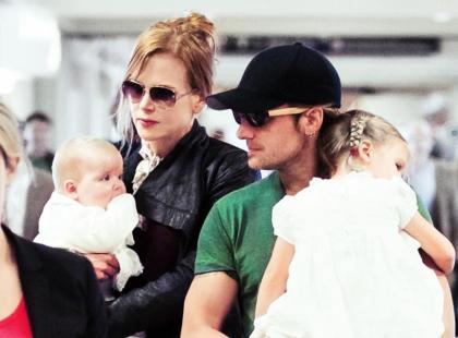 Nicole Kidman i Keith Urban - Oto nasza córeczka!