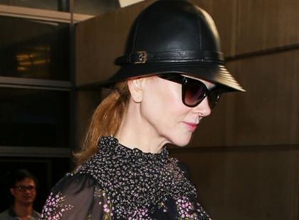 Nicole Kidman przeżywa trudne chwile...