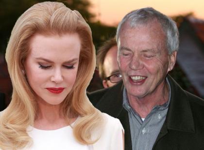 Nicole Kidman straciła ojca w tragicznym wypadku