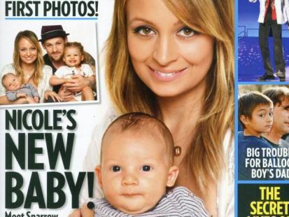 Nicole Richie pokazała synka!