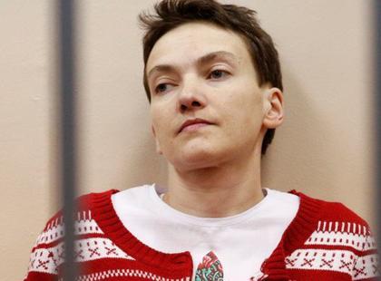 """""""Nie bałam się nawet śmierci, bo miałam jeden, najwyższy cel: wolność"""". Przeczytaj wywiad z Nadią Sawczenko"""