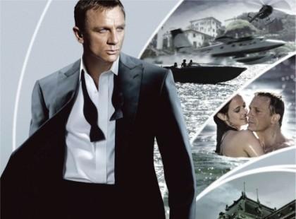 Nie będzie nowych przygód Jamesa Bonda?