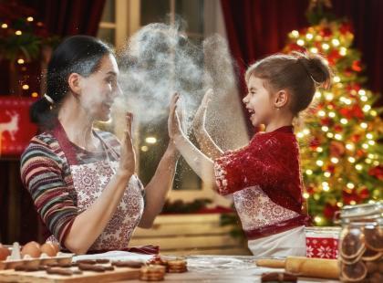 Nie chcesz zwariować podczas przygotowań świątecznych? Olej perfekcjonizm i zajmij się dziećmi, a będziesz miała cudowne Boże Narodzenie!