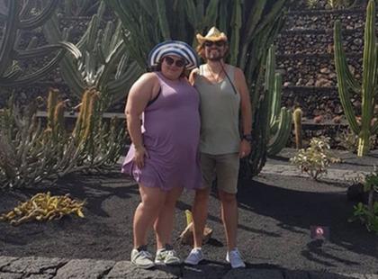"""""""Nie chciałabyś schudnąć dla męża?"""" - zapytała fanka i się zaczęło... Kłótnia na Instagramie Dominiki Gwit!"""