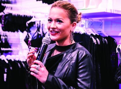 """""""Nie ciuchy, a właśnie TO sprawia, że jesteś atrakcyjna w oczach innych"""" Rita Ora w wywiadzie dla Polki.pl"""