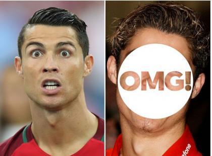 Nie ma ludzi brzydkich, są tylko biedni. Ronaldo jest tego książkowym przykładem