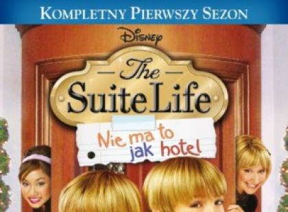 """""""Nie ma to jak hotel"""", czyli przezabawne przygody niesfornych bliźniaków już na DVD!"""