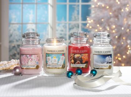 Nie masz pomysłu na prezent? Postaw na świece Yankee Candle!