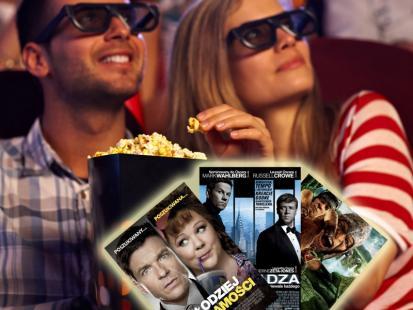 Nie masz pomysłu na weekend? Zobacz, co grają w kinach!
