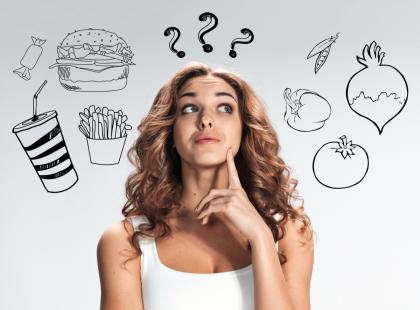 Nie musisz stosować diet cud! Zobacz, co jeść, żeby schudnąć!