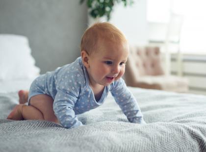 Dziecko Spadło Z łóżka Co Robić Czy Jechać Do Szpitala